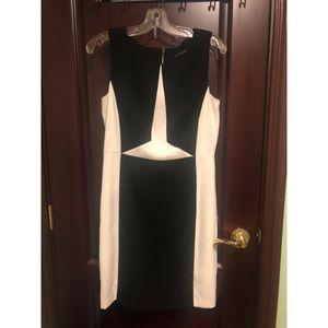 Ivanka Trump Black & White Dress